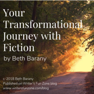 Your Transformational Journey with Fiction by Beth Barany