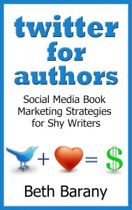 Twitter for Authors By Beth Barany cover image