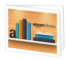 Amazon Gift card for Books screenshot