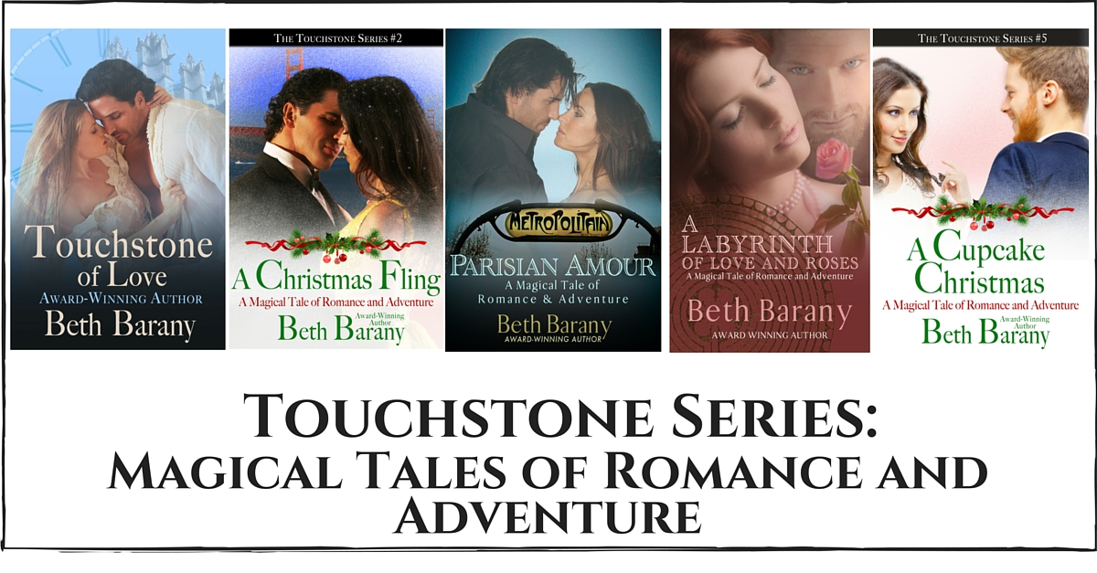 Touchstone series, Magical tales of romance and adventure by Beth Barany