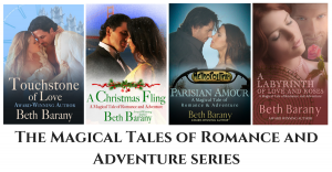 Magical Tales of Romance and Adventure novella series by Beth Barany