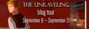 Unraveling Blog Tour  by Holly Barbo