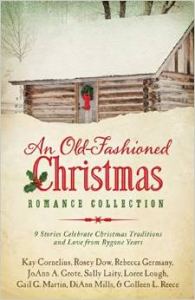 old fashioned christmas romance collection