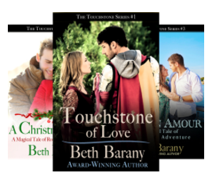 Touchstone Series, Book 1-4 by Beth Barany