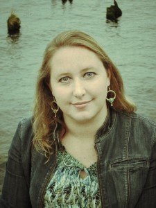 Melissa Eskue Ousley, paranormal romance author