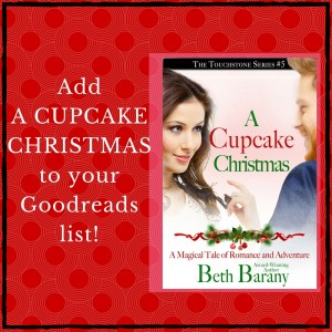 Add CUPCAKE CHRISTMAS by Beth Barany to your Goodreads list