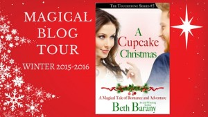 Grand Prize for the Magical Blog Tour- A Cupcake Christmas