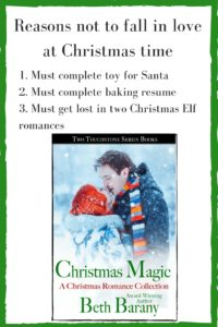 Christmas Magic, Two Christmas Elf romances by Beth Barany