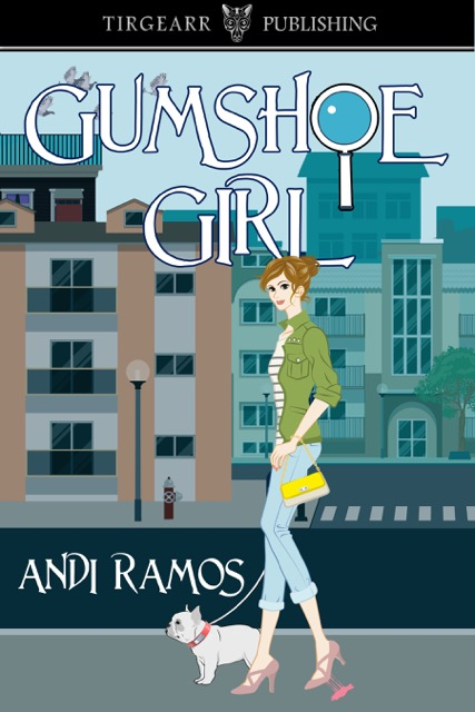 Gumshow Girl by Andi Ramos