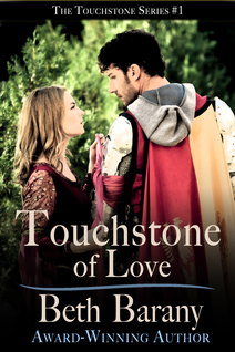 Click here to receive the free book, Touchstone of Love (Touchstone #1) by Beth Barany!