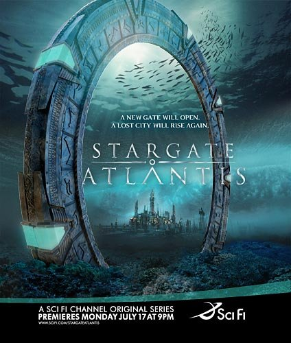 Image of Stargate: Atlantis TV series