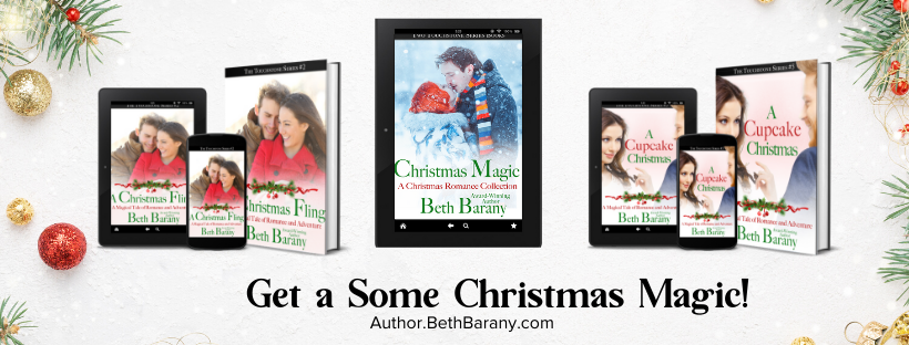 Christmas Magic with Beth Barany